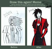 Draw this again -Meme by Lodchen