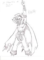 Kamina You can do it budy by jpxv