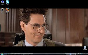 Desktop ScreenShot - Egon by Dr-Blindsy