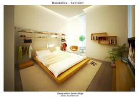 R2-Bedroom by Semsa