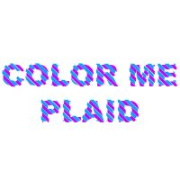 ColorMePlaidSlashedLogo by FalloutLuver13