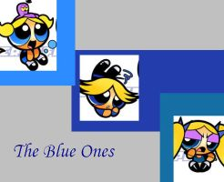 The Blue Ones by LilMichelleChii