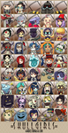 SKULLGIRLS! ALL! by kaox2