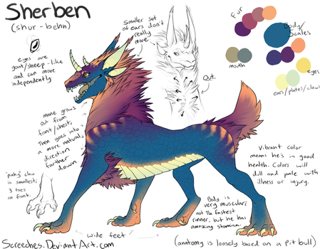 Sherben REF by Screeches