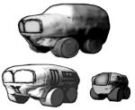 Ground vehicle concepts by OnlyTheGhosts