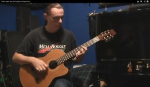 Classical Guitar Warm Ups (Video) by Malidicus