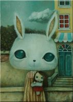 Bunny by paulee1