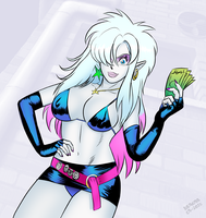 MM3 Eleanor Promo by curtsibling