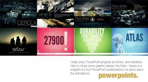 i heart powerpoints. by efftee