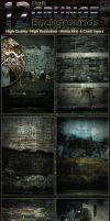Preview 12-dark-grunge-backgrounds by WokDesign