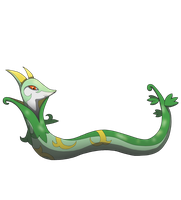 Serperior by AInfinity