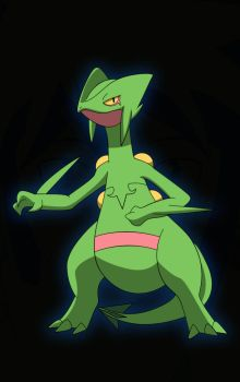 Synchro Evolution:  All's Sceptile by All0412