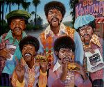 'The Samuel Jackson 5' by davidmacdowell
