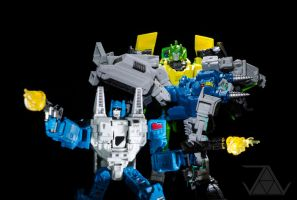 Wreckers to the Rescue by PlasticSparkPhotos