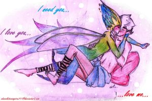 ROTG_Rainbow Snowcone_LOVE ME by chocolatevampire217