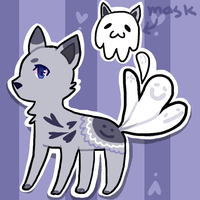 Adoptable! (sold!) by Fluffy-pawed