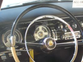 1955 Chrysler 300c II by darquewanderer