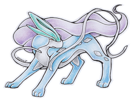Suicune. by DhTier