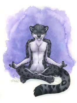 Inner Peace by Idess