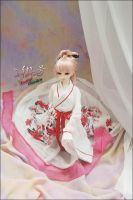BJD Chinese ancient costume by minisacci