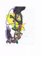 The Brutal Fight Fest Of Damian And Mary by AimiisLoveBeautiful