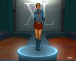 Catwalk XL Powergirl 4 by TargetView