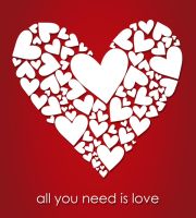 All You Need Is Love by VerdePero