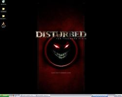Disturbed Ten Thousand Fists by donreaper