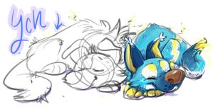Electric Snooze YCH- CLOSED by Colonels-Corner
