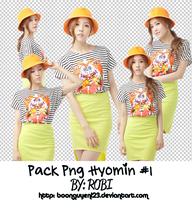 Pack Png Hyomin #1 by boonguyen123