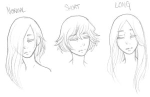 Psycho Hairstyles by Aeonathenne