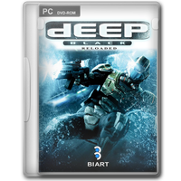 Deep Black: Reloaded Game Icon by Nighted
