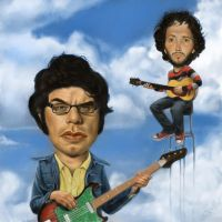 Flight of the Conchords by Jubhubmubfub