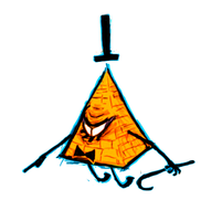 GF: Bill Cipher 3 by CHANELGoo