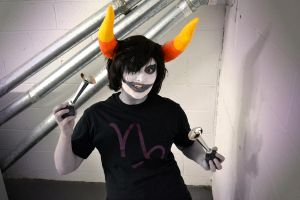 Gamzee Makara Cosplay by ExtremeNikita