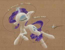 A Stitch in Time Saves Nine by getchanoodlewet