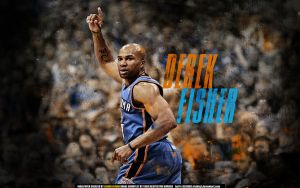 Derek Fisher by pllay1