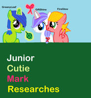 Junior Cutie Mark Researches by rainbow3972