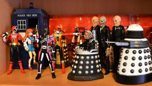Kamen Rider Who: Silence of the Daleks by ZaEmpera