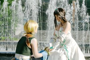 will you be mine : ff ix by hailo