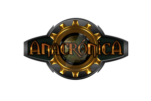 Logo final Anacronica TCG by xcidx