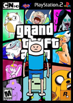 ADVENTURE TIME GTA by clebersan