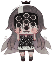 Eyeball Cheeb by DrawKill