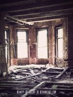 Mansion L. VII by Beauty-of-Decay-de