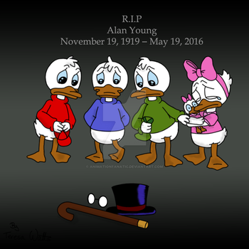 Goodbye Unca Scrooge by AnimationFanatic