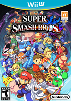 Super Smash Bros Wii U by CEObrainz