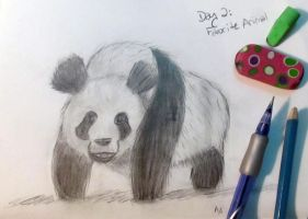 30 Day Challenge: Day 2- Favorite Animal by mahsunny