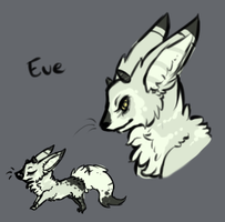 Eve Sketches by TheseWeirdFishes