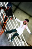 Air Gear Cosplay: Our Road by Akusesu