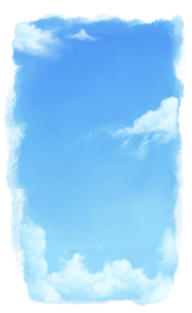 Clouds Again by Spudfuzz